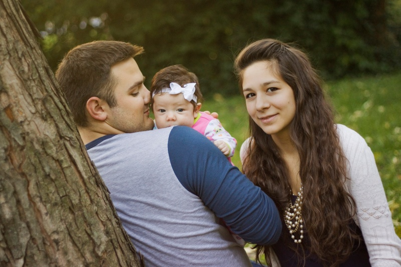 Vaughan Family by TheGrabble Photography